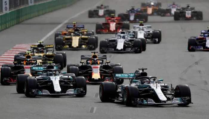 F1 goes free-to-air in Middle East under new MBC deal