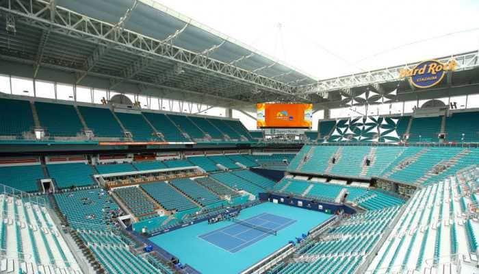 Miami Open: Rain continues to hamper proceedings