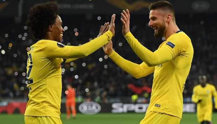 Chelsea striker Olivier Giroud seeks France return to boost game time