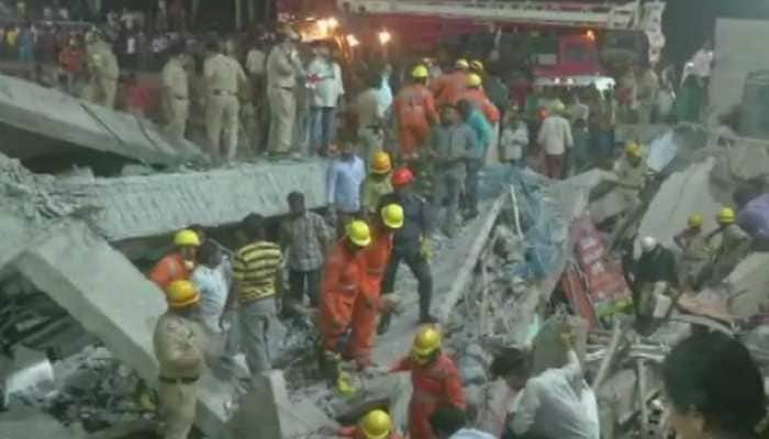 Death toll climbs to 11 in Dharwad building collapse, rescue operations still underway