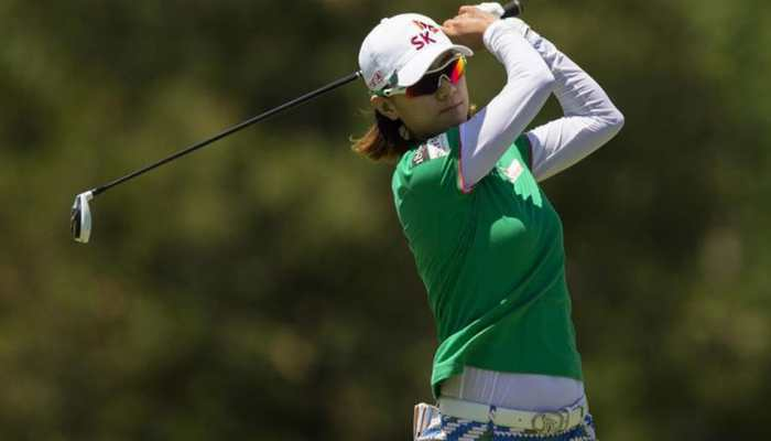 Founders Cup: South Korean golfer Choi Na-yeon shoots sparkling seven-under-par 65 on return from injury