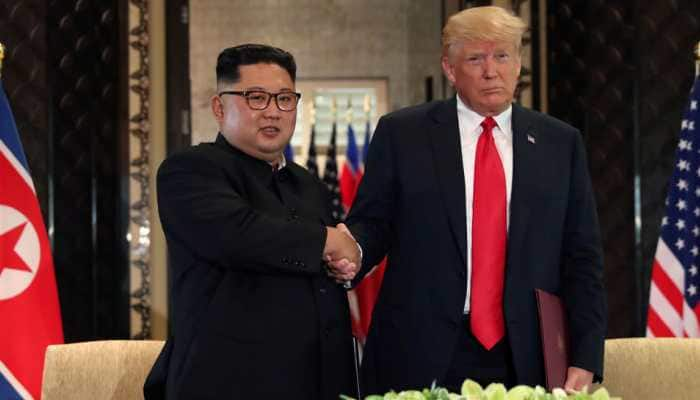 US imposes first new North Korea sanctions since failed summit