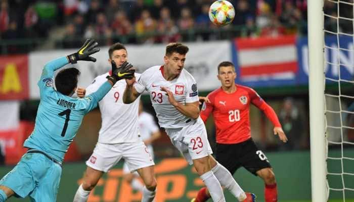 Substitute Krzysztof Piatek gives Poland 1-0 win in Austria