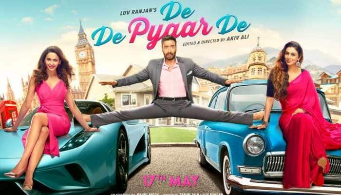 De De Pyaar De first look: Ajay Devgn's jaw-dropping stunt will remind you of his debut movie 'Phool Aur Kaante'