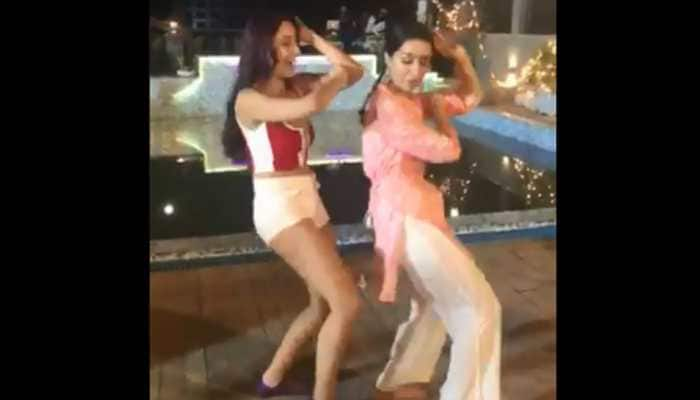 Nora Fatehi teaches 'Dilbar' belly dance hook step to Shraddha Kapoor and it's unmissable—Watch