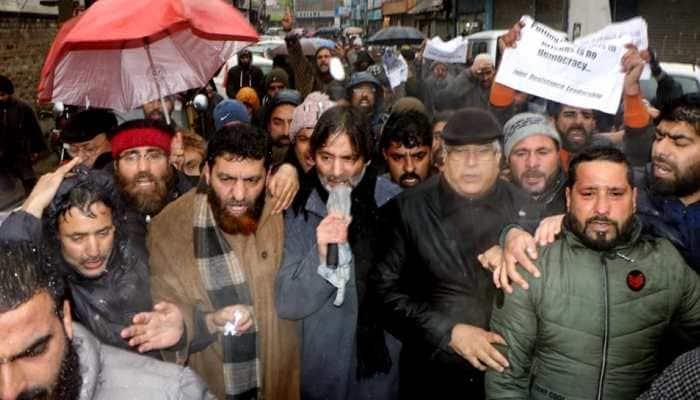 Why Centre banned Yasin Malik-led Jammu and Kashmir Liberation Front