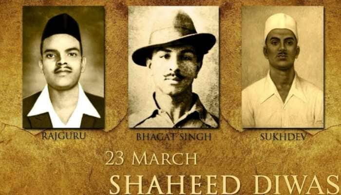 87f7dbc70 PM Modi, VP Naidu join nation in paying tributes to Bhagat Singh, Rajguru  and