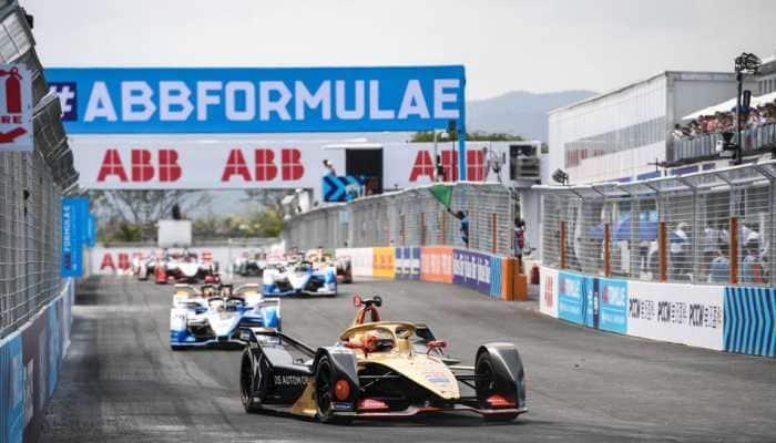 Sanya ePrix: Jean-Eric Vergne wins incident-packed race for DS Techeetah