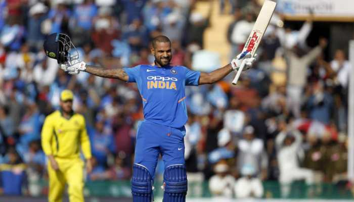 A good IPL will help me stay in rhythm for 2019 World Cup: Shikhar Dhawan