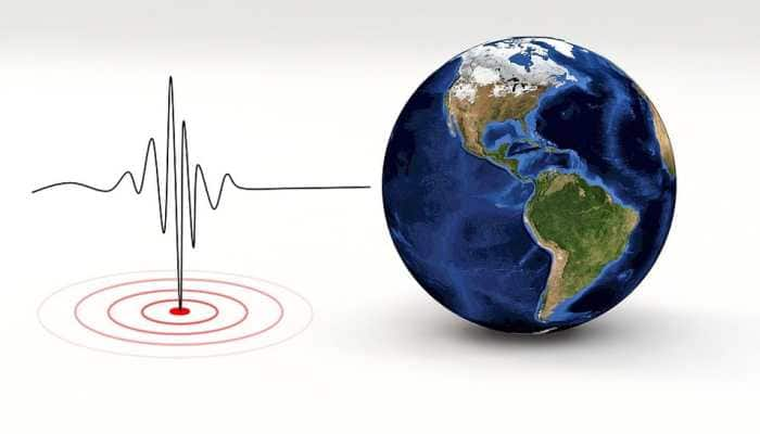 Two earthquakes hit Andaman Islands within 10 minutes