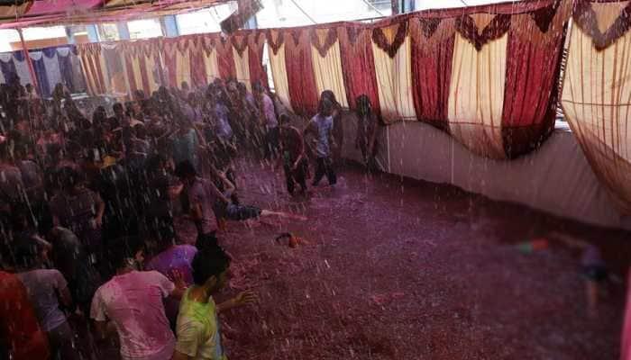 Photojournalists prevent mishap, save 4 boys at Holi celebration in Chennai