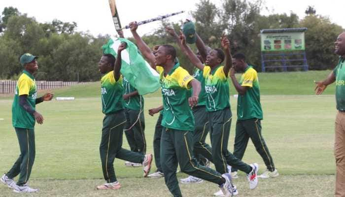 Nigeria beat Sierra Leone ​to qualify for ICC Under-19 World Cup