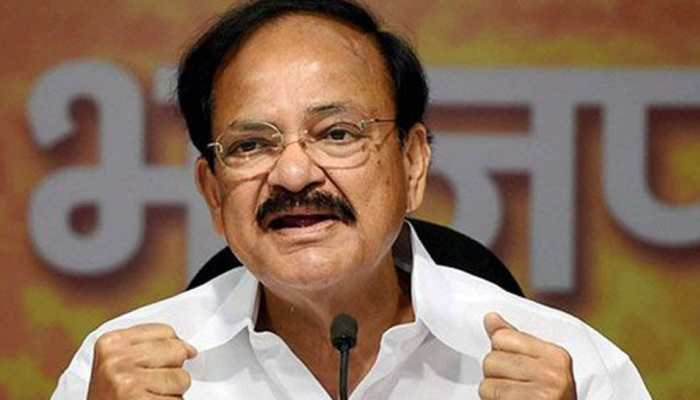 Venkaiah Naidu asks students to be in forefront in fight against social evils, bigotry and prejudices