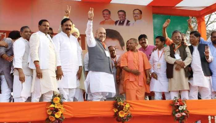 Only BJP and PM Modi can assure security of country: Amit Shah