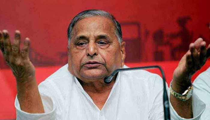 Samajwadi Party includes Mulayam Singh in its star campaigners' list, a day after leaving him out