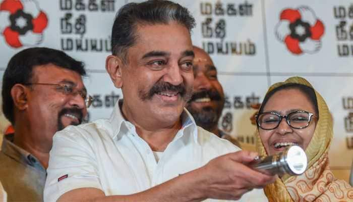 Kamal Haasan withdraws from Lok Sabha poll race, to work towards success of party