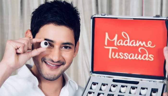 Actor Mahesh Babu's wax statue unveiled