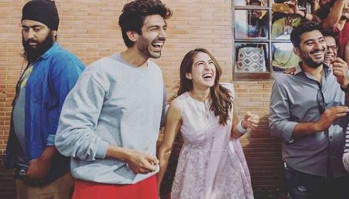 Sara Ali Khan, Kartik Aryan wrap up the first schedule of their upcoming film