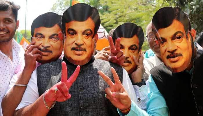 Lok Sabha election 2019: Nitin Gadkari declares assets worth Rs 25.12 crore in poll affidavit
