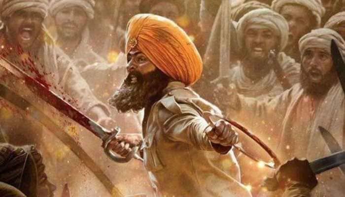 Kesari Day 5 collections: Akshay Kumar starrer witnesses a fall at Box Office