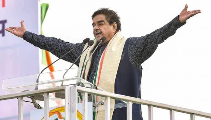 Rebel BJP leader Shatrughan Sinha to join Congress on Thursday