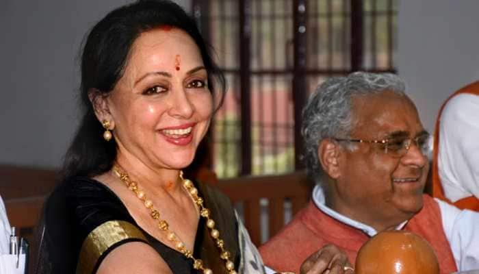 Hema Malini, BJP Lok Sabha candidate from Mathura, discloses asset worth Rs 100 crore in affidavit to poll panel