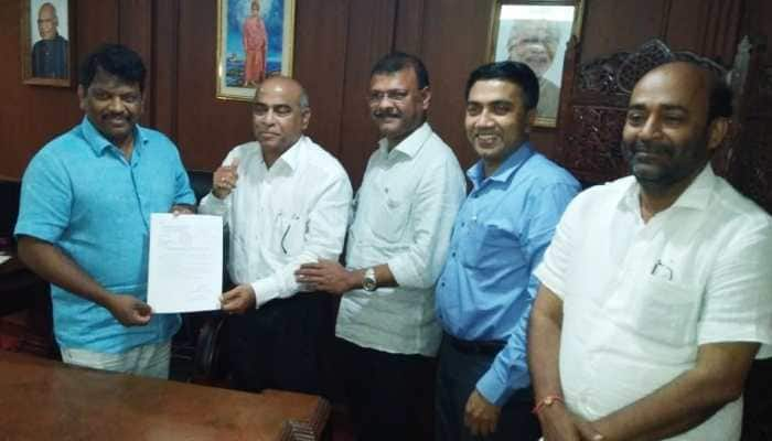 In mid-night political drama, 2 MGP MLAs in Goa split from party, merge legislative wing with BJP
