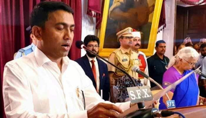 Sudin Dhavalikar sacked as Deputy CM for anti-government activity: Goa CM Pramod Sawant