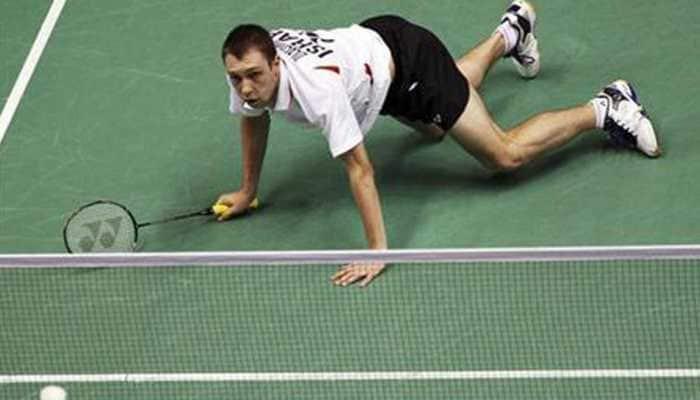 Israel's badminton star Misha Zilberman carrying on despite visa issues