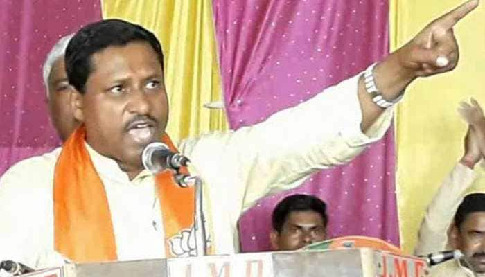 Will break fingers pointed at us: BJP Etawah candidate Ram Shankar Katheria courts controversy