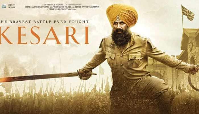 Akshay Kumar's 'Kesari' remains unstoppable at Box Office