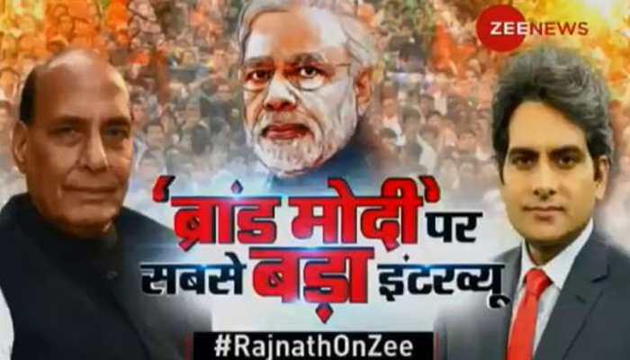 Brand Modi stronger in 2019 than 2014, BJP will win more seats, says Rajnath Singh