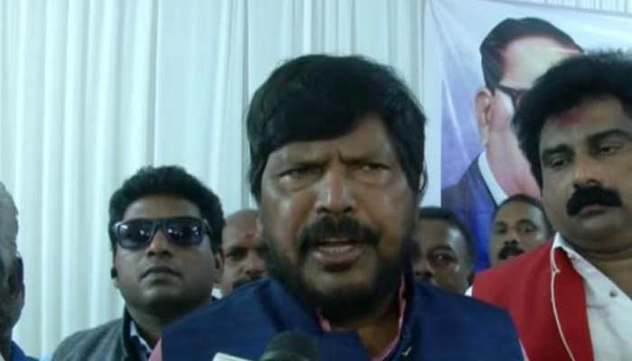 Field me from Mumbai north-east, I will defeat Congress-NCP: Ramdas Athawale