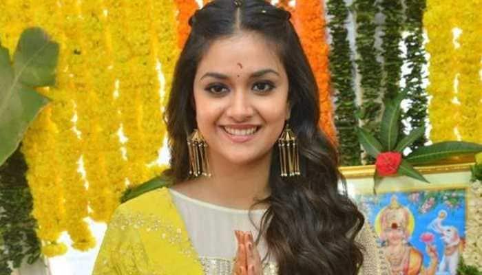 Keerthy Suresh's next Telugu film to release during Dasara