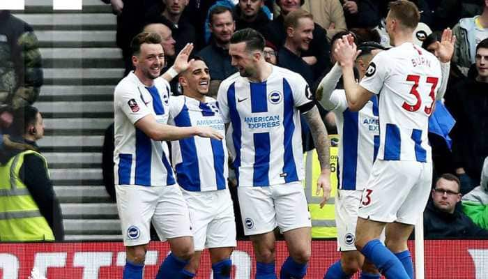 EPL: Huddersfield go down fighting against Crystal Palace 0-2