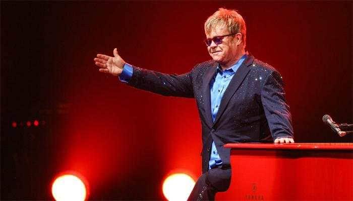 Elton John spurns hotels owned by Sultan of Brunei