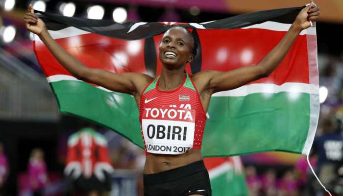 IAAF World Cross Country Championships: Hellen Obiri achieves historic treble