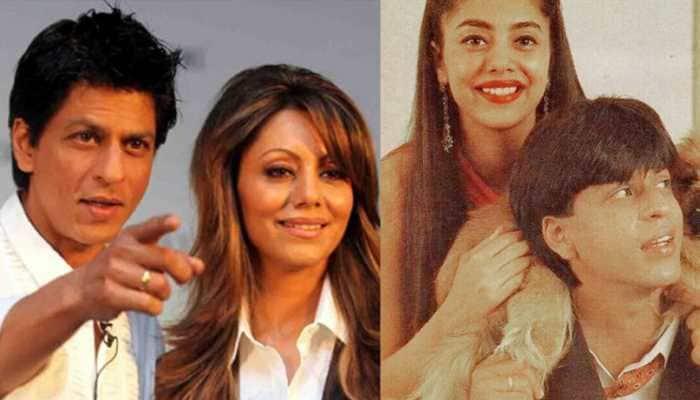 Shah Rukh Khan takes hours to dress up, says Gauri Khan