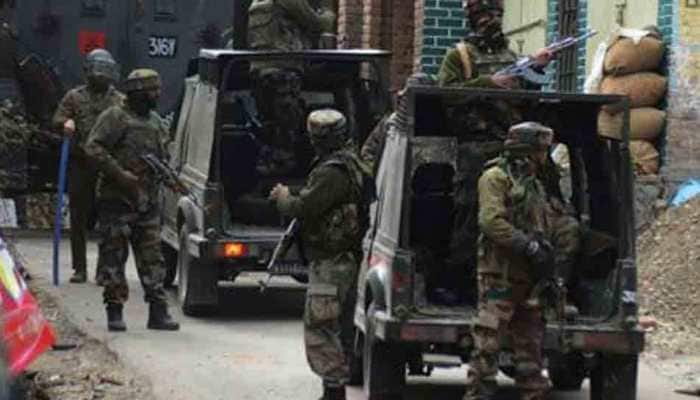Jaish-e-Mohammad terrorist arrested from Srinagar