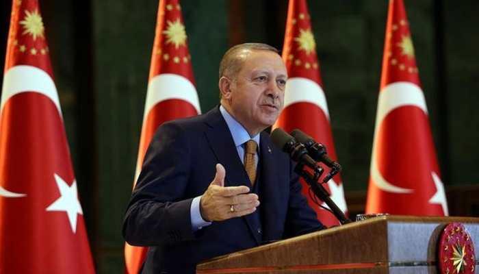 Erdogan on track to lose Turkey's biggest cities in shock poll upset