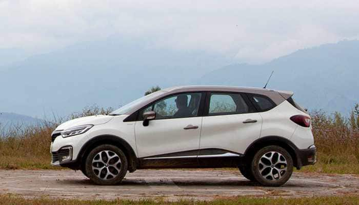 Renault launches Captur with enhanced safety features; price starts at Rs 9.5 lakh