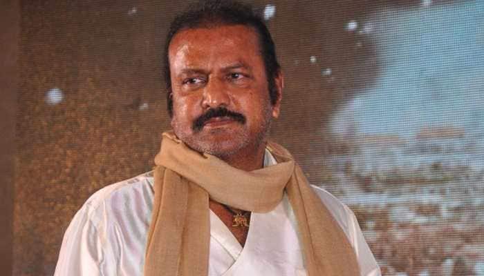 Actor Mohan Babu sentenced in cheque bounce case