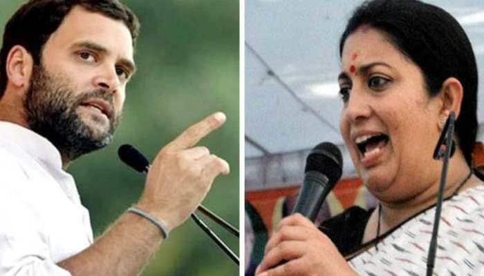 Key contests in Lok Sabha election 2019: Rahul Gandhi vs Smriti Irani in Amethi