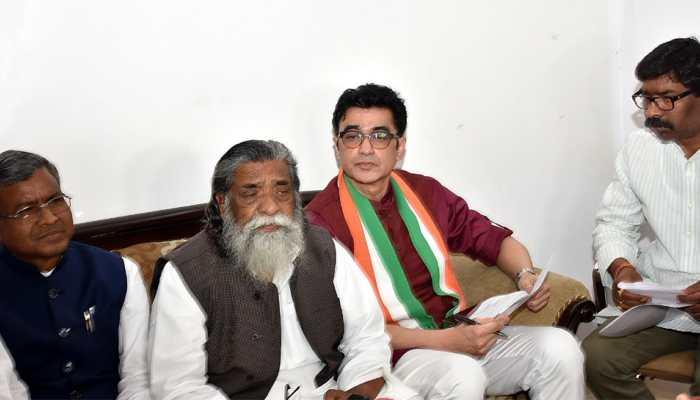 Jharkhand Mukti Morcha renominates party chief Shibu Soren from Dumka