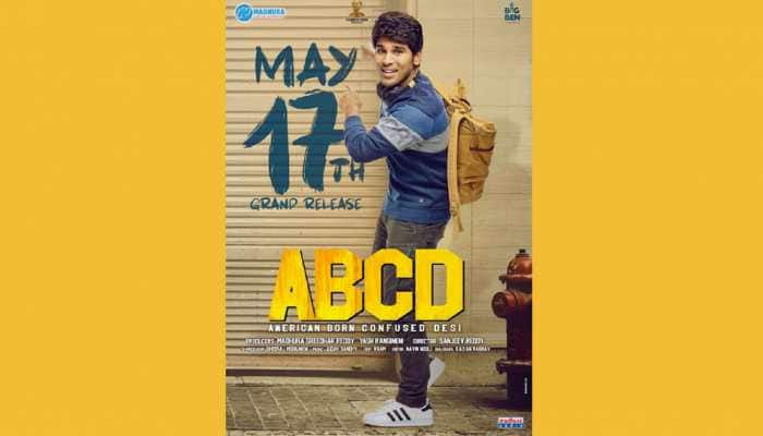 Telugu remake of ABCD to release on May 17