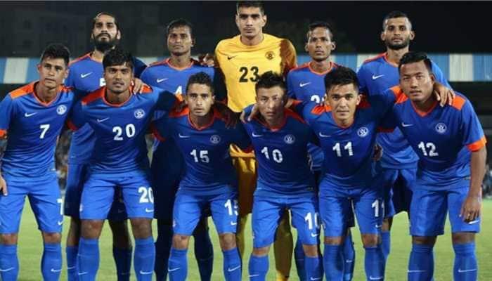 Indian football team reaches 101st spot in FIFA rankings