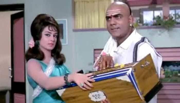 'Padosan' in IMDb's top 100 Indian films, Saira happy