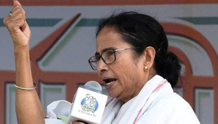 In strongly-worded letter to EC, Mamata Banerjee calls its move to transfer top cops 'biased'