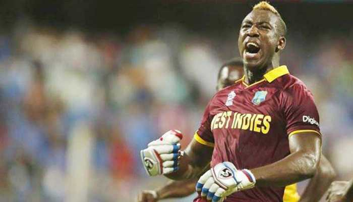 No ground is big enough for me I guess: Andre Russell