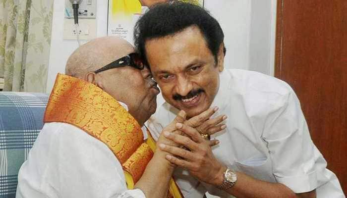 TN CM Edappadi Palaniswami accuses Stalin of keeping Karunanidhi under house arrest